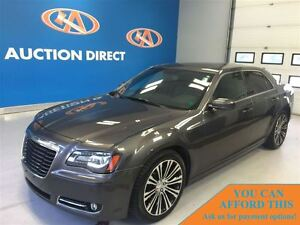 2013 Chrysler 300 S,LOADED,LEATHER,FINANCE NOW!!