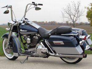 2000 harley-davidson FLHR Road King   $9,000 in Customizing  Big London Ontario image 3