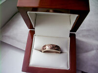 Clogau Gold 9ct gold Ring with Dragon motif