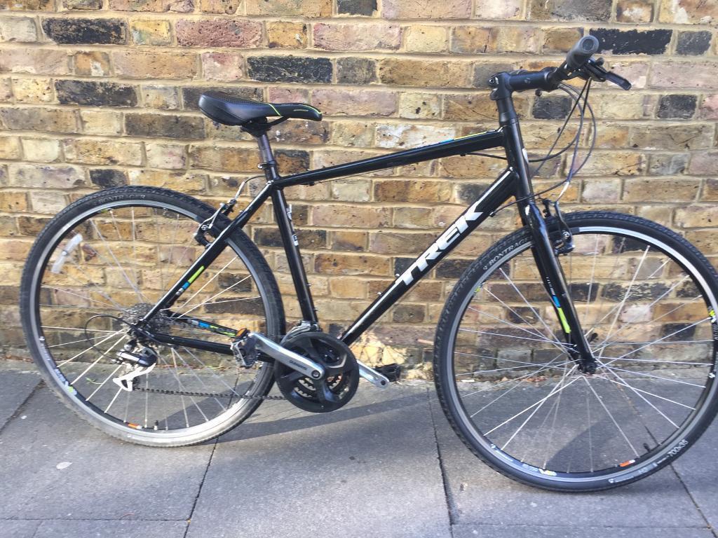 2016 Trek 7 2 Fx Hybrid Mountain Men S Bike Medium 20 Inch Medium