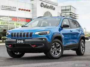 2019 Jeep New Cherokee TRAILHAWK | TRAILER TOW | NOT A RENTAL