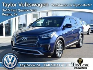 2018 Hyundai Santa Fe XL AWD Luxury 7 Passenger Christmas Cleara