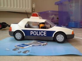 Playmobil police car - 3904