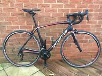 Specialized Roubaix Sl4 Elite, Full Carbon road bike, Size 56cm, shimano 105 11 Speed.