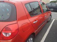 Renault, CLIO, Hatchback, 2008, Manual, 1149 (cc), 5 doors