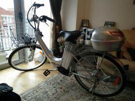 Electric Bike(Ebike), 250 W, 36 V, 26 Inches - Pedelec Bicycle