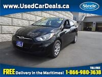 2013 Hyundai Accent GL Htd Seats Bluetooth Fully Equipped