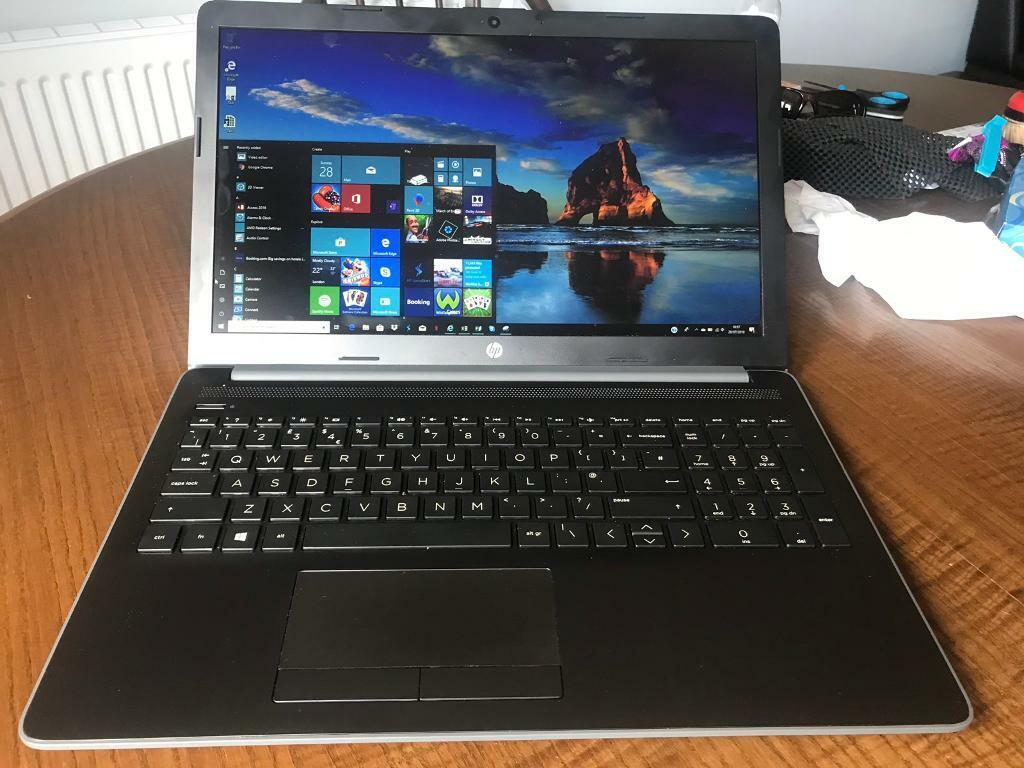HP Laptop 15inch nearly new | in Ifield, West Sussex | Gumtree