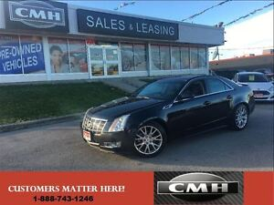 2012 Cadillac CTS PERFORMANCE AWD NAV ROOF BOSE *CERTIFIED*