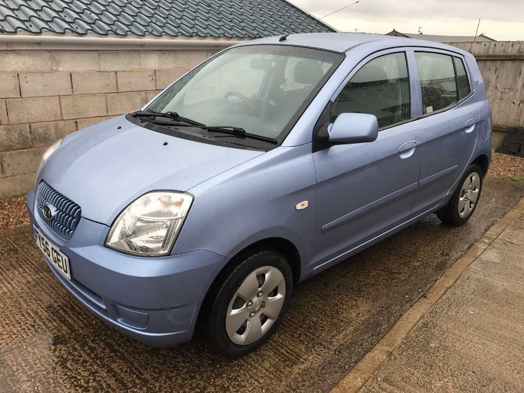 2006 kia picanto 1 1 lx 5 door hatchback in carlton nottinghamshire gumtree. Black Bedroom Furniture Sets. Home Design Ideas