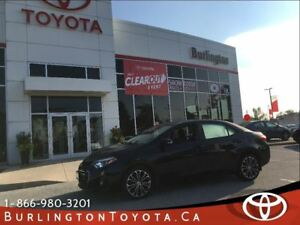 2014 Toyota Corolla SPORT LOADED