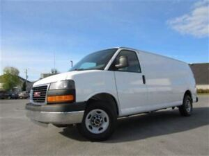 2013 GMC Savana 2500 Allonge, extended, Full Garantie!