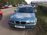 Bmw 316 manual petrol 2003