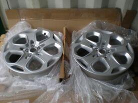 Ford Mondeo Mk4 Alloy Wheels