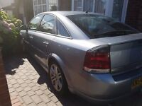 Vauxhall Vectra 1.9 CDTI SRI SPORT 6 SPEED (150BHP) FULL MOT+ TOW BAR