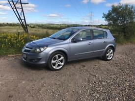 Vauxhall Astra 1.8 sri. Swap bike