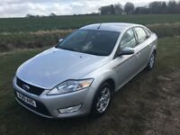 LOW MILES 2010 Ford Mondeo Silver
