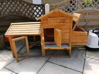 Chicken coop small for 2 x bantams