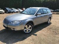 Subaru Legacy Outback Auto 2008