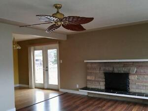 3 Bedroom House with In-Law Suite Available Right Away