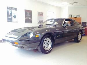 1983 Nissan 280 ZX 2+2 Automatic T-tops