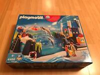 Playmobil 4468 Dolphin aquarium