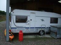 GERMAN TEC -WELTBUMMLER CREATION 2004/5..... 4 BERTH & AWNING & 2/3 berth tent