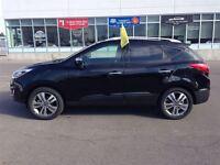 2015 Hyundai Tucson LTD l Low KMS l AWD