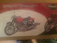 A Norton Commando collectors bike for sale!!