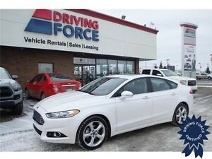 2016 Ford Fusion SE AWD All Wheel Drive - 20,569 KM, 5 Passenger