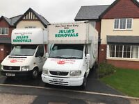 Removals, St Anne's Lytham Blackpool Preston