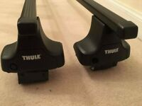 Thule Rapid System Ford Mondeo 07 - foot pack 754, Roof Bars 769, Fitting kit 1449