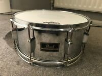 Pearl Export SteeleSnare Drum | 14 x 6.5 | Remo Head | pearl | tama | mapex