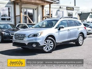 2015 Subaru Outback 3.6R w/Touring Pkg SUNROOF HEATED SEATS AWD