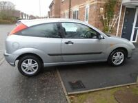 FORD FOCUS 1.8 TDCI, nice condition, full service history...£895..