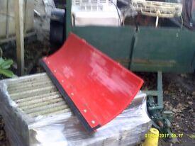 snow plough blade
