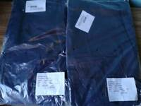 Men's work trousers 50 waist x2