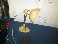 ergon 1950,s desk lamp