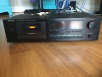 Rotel Stereo Cassette Tape Deck RD 955AX