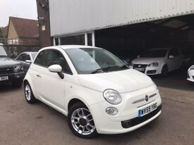 Fiat 500 1.2 Sport 3dr - F.S.H, AIR/CON, ONLY £30 ANUAL Rd TAX
