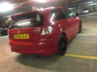 04 civic type r ep3 69 k mls yes a 1 off genuine low mileage 69 k only done bluetooth new mot wow!!