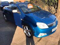 Vauxhall Tigra 1.4 i 16v Exclusiv 2dr (a/c) - 2006, 82K Miles, MOT DECEMBER 2017, 2 KEYS, Lovely Car