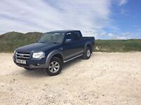 Ford Ranger No Vat Good Condition- full service history with major service December 2016