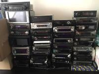 37 cd and dvd players £200 for all works out about £5 each dont ask to buy for £5 £20 each on own