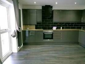 1,2,3,4 bedroom flat new bulding in stepney Green