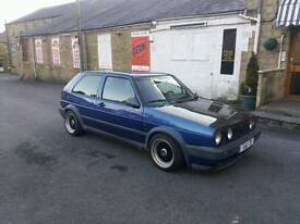 Mk 2 golf g60 gti genuine 240bhp beast