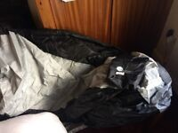 Large Motorbike Cover