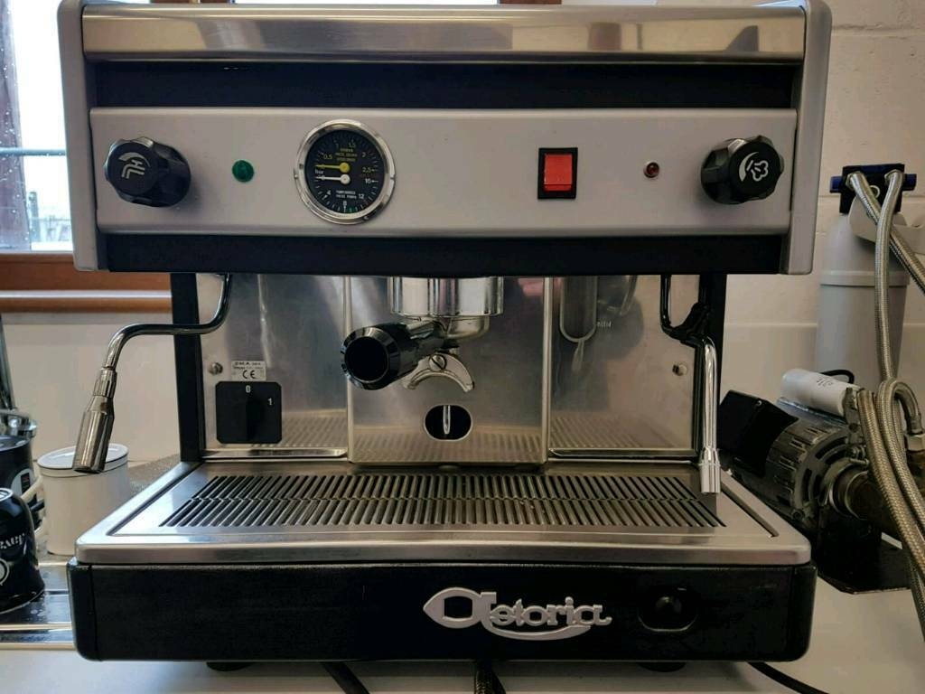 Astoria Single One Group Commercial Espresso Coffee Machine Fully Serviced In Norwich Norfolk Gumtree