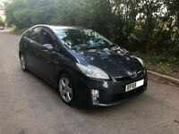 2010 59 TOYOTA PRIUS HYBRID T SPRIT GREY SPARES OR REPAIR