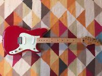 Fender Duo-sonic Torino Red *New*